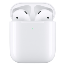 Наушники Apple AirPods 2 Wireless Charging Case (MRXJ2RU/A)