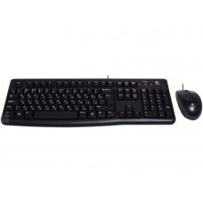 Комплект Logitech Desktop MK120 Black USB