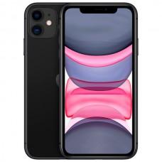 Смартфон Apple iPhone 11 128Gb Black MWM02RU/A
