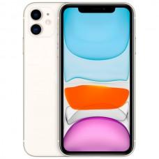 Смартфон Apple iPhone 11 64Gb White MWLU2RU/A