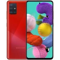 Смартфон Samsung Galaxy A51 64Gb Red (SM-A515F)