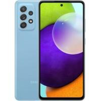 Смартфон Samsung Galaxy A52 8/256Gb Blue (SM-A525F)