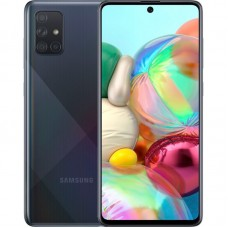 Смартфон Samsung Galaxy A71 128GB Black (SM-A715F)