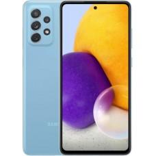 Смартфон Samsung Galaxy A72 128Gb Blue (SM-A725F)