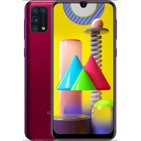 Смартфон Samsung Galaxy M31 128GB Red (SM-M315F)