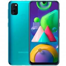 Смартфон Samsung Galaxy M21 64Gb Turquoise (SM-M215F)