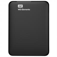 Внешний жесткий диск 500Gb WD WDBUZG5000ABK