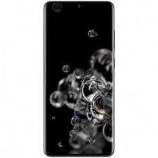 Смартфон Samsung Galaxy S20 Ultra Black 128Gb  (SM-G988B/DS)